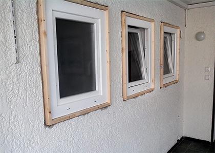 Wangen im Allgäu Fenster eingebauen